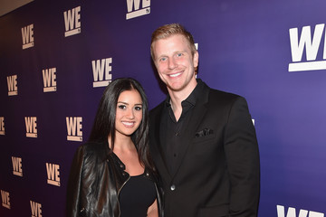 Catherine Lowe Arrivals at 'The Evolution of the Relationship Reality Show'