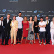 Catherine Marchal Opening Ceremony - 60th Monte Carlo TV Festival