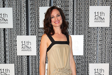 Catherine McClements Arrivals at the ASTRA Awards