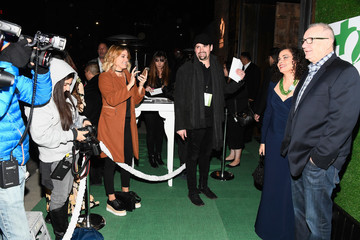 Catherine Rusoff 14th Annual Global Green Pre Oscar Party