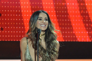 Catherine Siachoque Telemundo's Premios Tu Mundo 'Your World' Awards - Show