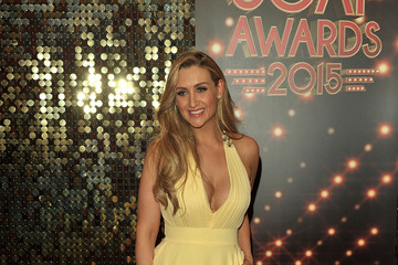 Catherine Tyldesley British Soap Awards - Red Carpet Arrivals
