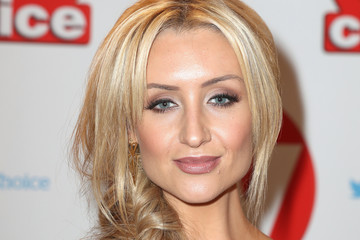 Catherine Tyldesley TV Choice Awards - Red Carpet Arrivals