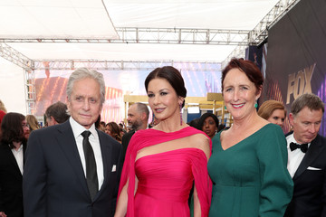 Catherine Zeta Jones Michael Douglas IMDb LIVE After The Emmys Presented By CBS All Access