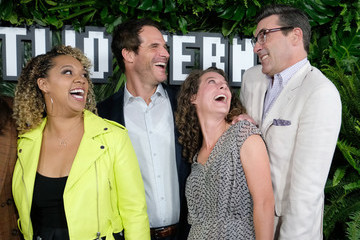 Catie Daley L.A. Premiere Of Netflix's 'Between Two Ferns: The Movie' - Red Carpet