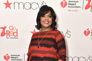 CeCe Winans The American Heart Association's Go Red For Women Red Dress Collection 2018 Presented By Macy's - Arrivals & Front Row