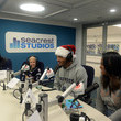 Cece Chung New England Patriots Visit the Boston Children's Hospital