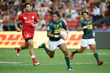 Cecil Afrika Singapore Sevens - Day 1