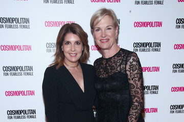 Cecile Richards A Toast To Michele Promaulayko - The New Editor-In-Chief Of Cosmopolitan