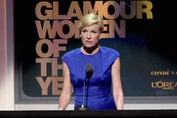 Cecile Richards Glamour Celebrates 2017 Women of the Year Awards - Show