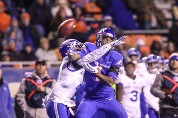 Cedrick Wilson Air Force v Boise State