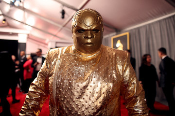 Cee-Lo Green The 59th GRAMMY Awards -  Red Carpet