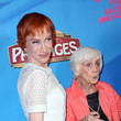 Kathy Griffin and Maggie Griffin Photos