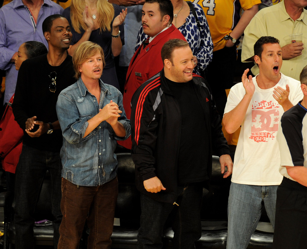 CHILD OF TELEVISION: Adam Sandler, Celebrity with Heart ...