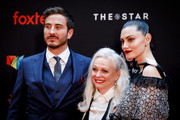 Ryan Corr, Jackie Weaver and Phoebe Tonkin  attend the 2019 AACTA Awards Presented by Foxtel at The Star on December 04, 2019 in Sydney, Australia.