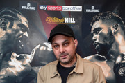 Dynamo arrives prior to the Heavyweight contest between David Haye and Tony Bellew at The O2 Arena on May 5, 2018 in London, England.
