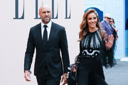 Chris Judd and Rebecca Judd Photos Photo
