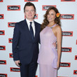 Jessica McNamee and Rick Astley Photos