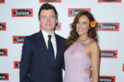 Jessica McNamee and Rick Astley Photos Photo