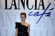 Actress Natalie Rapti Gomez attends the 6th Rome Film Festival at Lancia Cafe on October 29, 2011 in Rome, Italy.