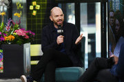 """Actor Paul Scheer visits Build to discuss """"Black Monday"""" at the Build Studio on March 26, 2019 in New York City."""