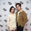 Dylan Sprouse and Hannah Marks