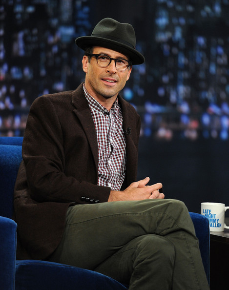 "Actor Jason Lee visits ""Late Night With Jimmy Fallon"" at Rockefeller Center on June 10, 2011 in New York City."