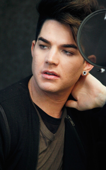 Recording artist Adam Lambert performs 'Better Than I Know Myself' and other songs from his forthcoming album 'Trespassing' at SiriusXM Studio on February 14, 2012 in New York City.