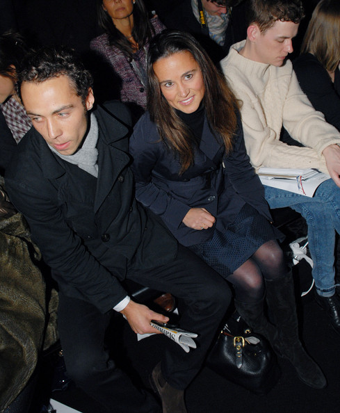 Celebrity Front Row Day 5 - LFW Autumn/Winter 2010