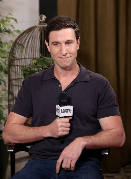 Actor Pablo Schreiber speaks at the Variety Studio powered by Samsung Galaxy on May 28, 2014 in West Hollywood, California.