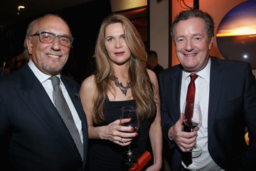 Celia Walden The Hollywood Reporter's 4th Annual Nominees Night - Inside