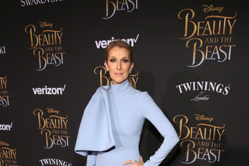 Celine Dion The World Premiere Of Disney's Live-Action 'Beauty And The Beast'