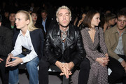 Miles Kane attends the Celine Womenswear Spring/Summer 2020 show as part of Paris Fashion Week on September 27, 2019 in Paris, France.