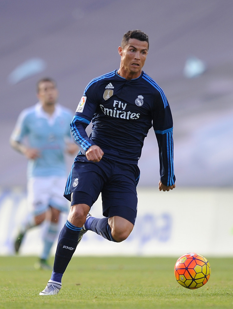 Cristiano Ronaldo Photos Photos - Celta Vigo v Real Madrid CF - La