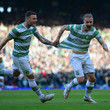 Anthony Stokes Leigh Griffiths Photos