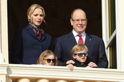 Prince Albert II Photos Photo