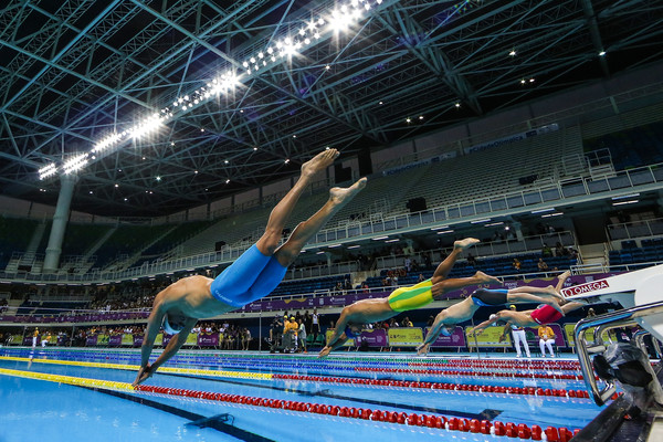 Maria Lenk Swimming Trophy  - Aquece Rio Test Event for the Rio 2016 Olympics - Day 6