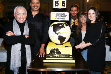 Cesar Millan National Geographic Channel Celebrates 15th Anniversary