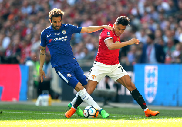 Chelsea vs. Manchester United - The Emirates FA Cup Final