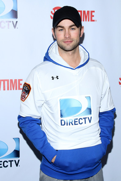 Chace Crawford - DirecTV Celebrity Beach Bowl - Arrivals