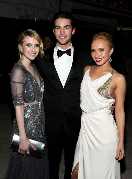 Chace Crawford dated Bar Refaeli - Chace Crawford Girlfriend - Zimbio
