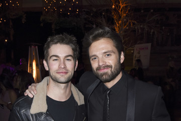 Chace Crawford The Los Angeles Premiere of 'I, Tonya'