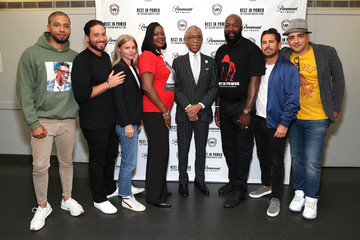 Chachi Senior Screening And Panel For 'Rest In Power: The Trayvon Martin Story'