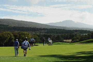 Chad Campbell The CJ Cup - Round One
