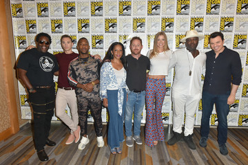 Chad Coleman Comic-Con International 2018 - 'The Orville' Press Line