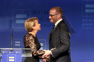 Chad Griffin Human Rights Campaign's 2017 Los Angeles Gala Dinner - Show