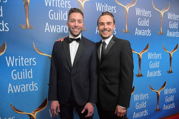 Chad Hodge 2018 Writers Guild Awards L.A. Ceremony - Arrivals