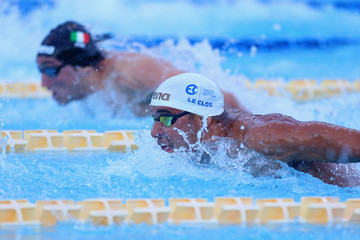 Chad Le Clos 55th 'Sette Colli' International Swimming Trophy