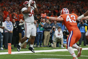 Chad Smith AllState Sugar Bowl - Clemson v Alabama