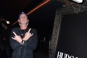 Chad Smith Hudson Hosts Private Event at Hyde Staples Center for Red Hot Chili Peppers Concert